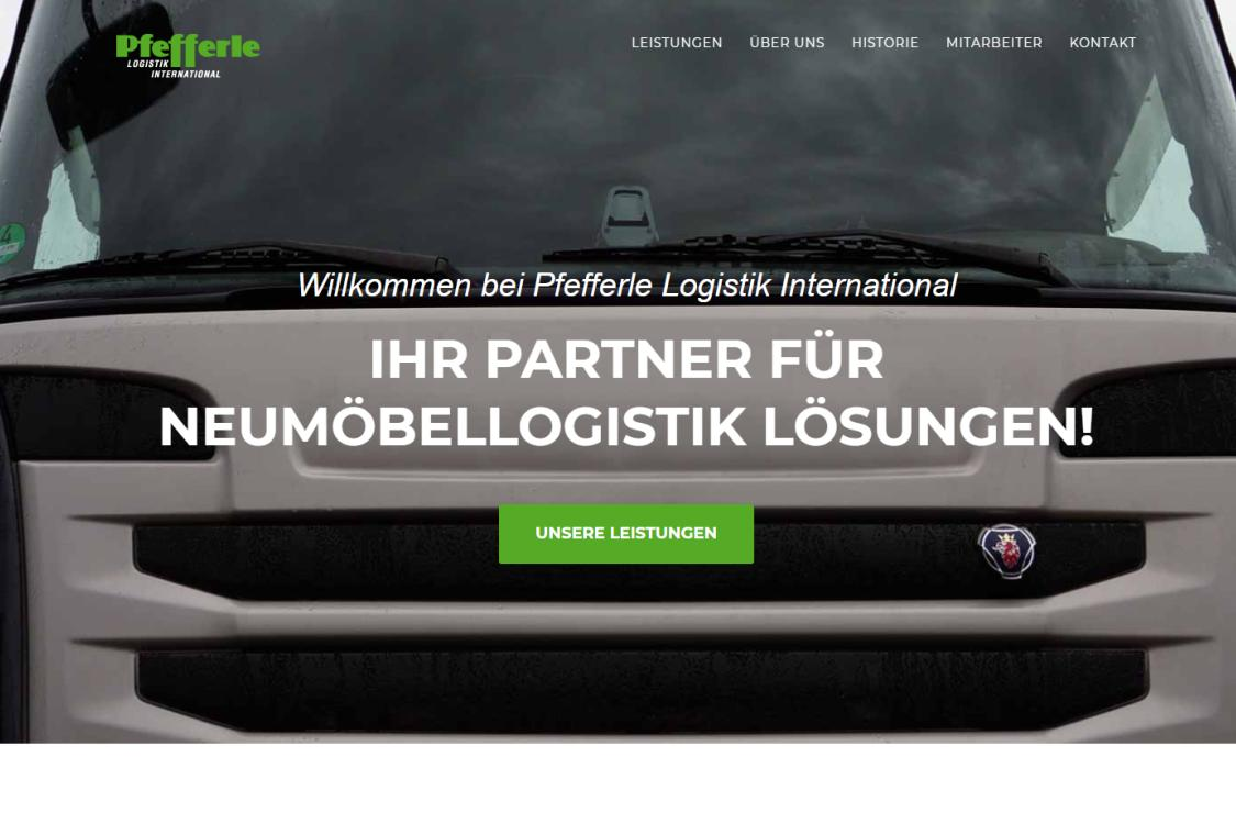 Pfefferle Logistik